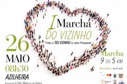 Una marcha por Silves, por el Día Europeo del Vecino