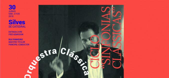 La Orquesta Clássica do Sul, en concierto en Silves
