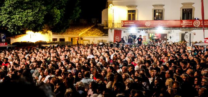 El Festival MED llena de músicas del mundo las calles de Loulé