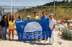 Vila do Bispo ya luce sus banderas azules