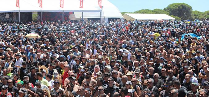 La 37ª Concentración Internacional de Motos, a la altura de las circunstancias