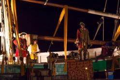 Los piratas toman Olhão