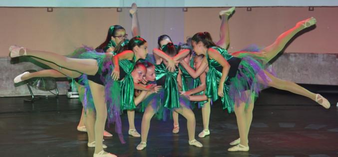 La danza, protagonista en Castro Marim