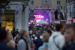 El Lagoa Wine Show llenó la ciudad de fado y vinos del Algarve