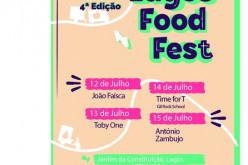 Gastronomía de todos los rincones y mucha música, en el Lagos Food Fest
