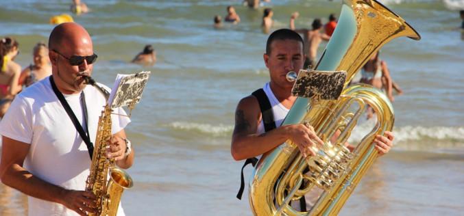 Castro Marim se llena de música al atardecer