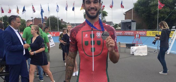 Diogo Marreiros se alza con el título de subcampeón europeo