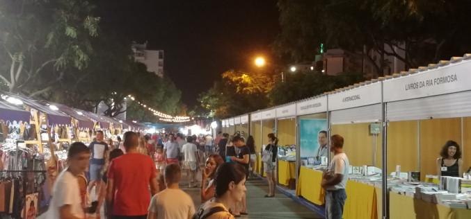 Libros, artesanía y gastronomía tradicional, en la Feria de Verano de Quarteira
