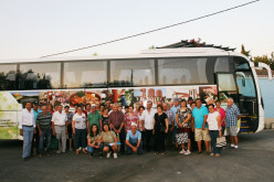 Unos 800 mayores disfrutarán de los Paseos Senior de São Brás