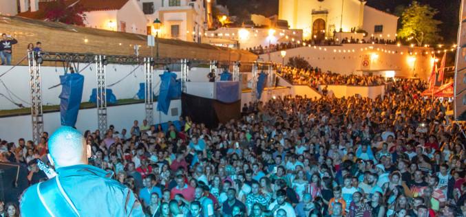 La Fiesta de Alcoutim atrae a miles de visitantes a la villa