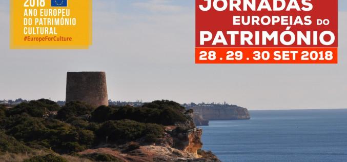 Una visita a las Fontes de Estômbar y a los acantilados de Lagoa, en las Jornadas de Patrimonio
