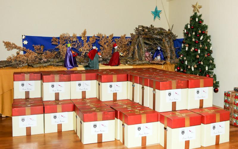 Loulé repartirá Cestas de Navidad entre las familias con más necesidades