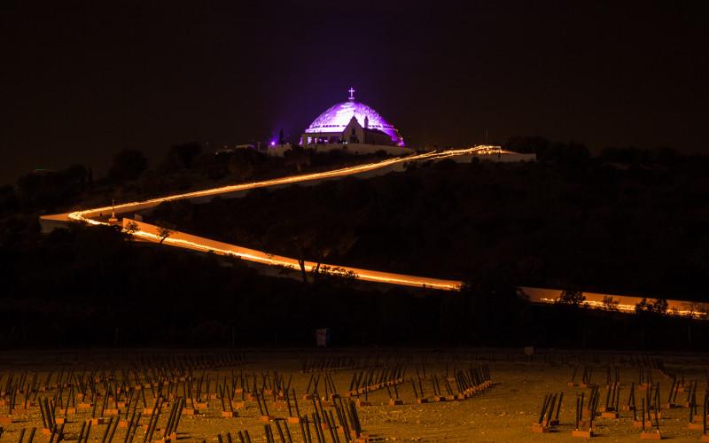 El LUZA Festival hace brillar Loulé
