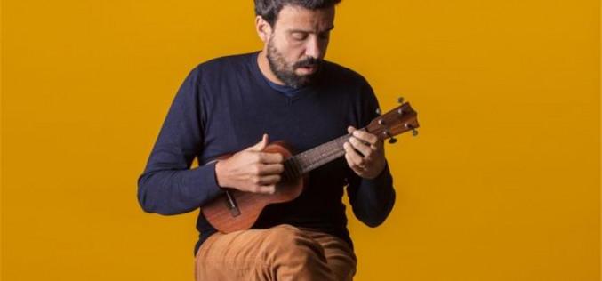 Miguel Araújo, en concierto en el Teatro das Figuras