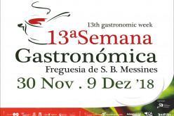 La Semana Gastronómica llega a SB Messines