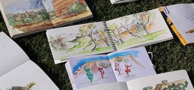 Lagos acoge el Encuentro Nacional de Urban Sketchers