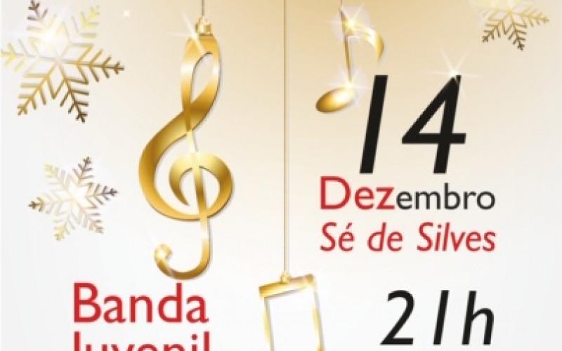 La Sociedad Filarmónica de Silves da un Concierto de Navidad