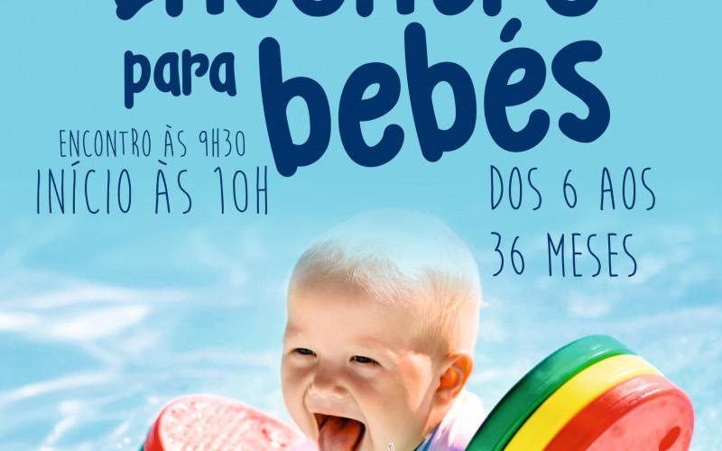 Castro Marim acoge un nuevo Encuentro para Bebés en su Piscina Municipal