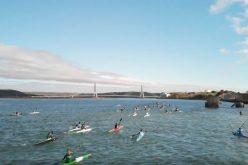 """El """"Trofeo Diogo Lopes"""" apoya al Piragüismo y a las actividades náuticas en Lagoa"""