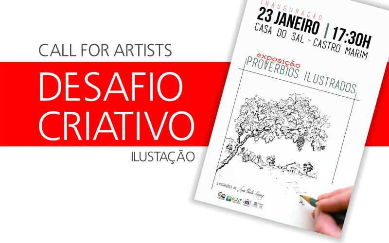 """Castro Marim lanza Desafío a la Creatividad con la Exposición """"Proverbios Ilustrados"""""""