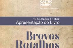 """Presentación del libro """"Breves Relatos de Humor"""" de Manuel Palma  en Castro Marim"""