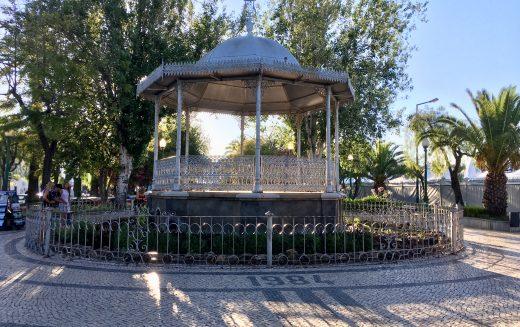 Tavira una de las ciudades de la Ruta Al-Mutamid en Portugal