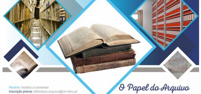 El archivo va a las escuelas del municipio de Faro