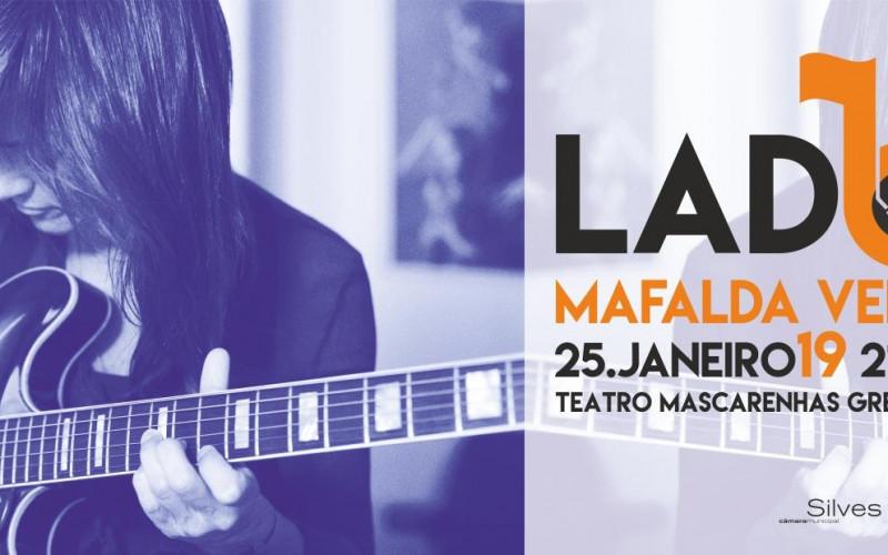 Mafalda Veiga, en concierto en Silves