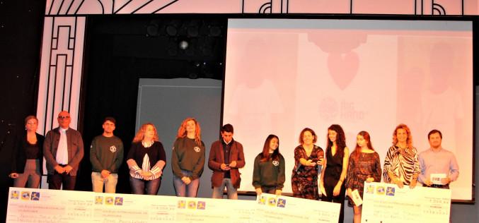 El Colegio Internacional de Vilamoura dona 7.000 euros a causas solidarias