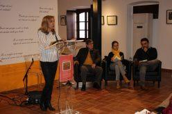 """Casa do Sal cheia na apresentação do livro """"Sempre em Poesia"""""""