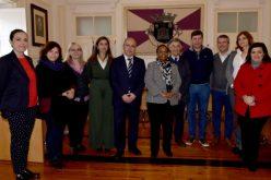 La embajadora de África del Sur visita Loulé