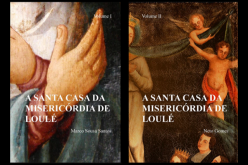 Neto Gomes libro presenta más de 500 años de Misericordia de Loulé