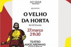 """""""El viejo de la huerta"""" llega al teatro de Silves"""