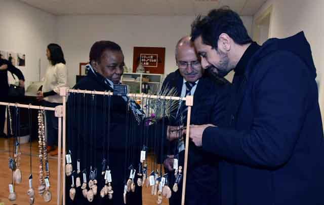 La embajadora de África del Sur visitó Loulé