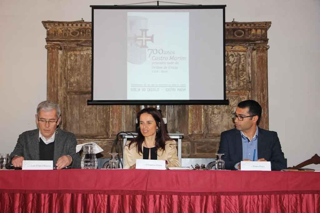 Castro Marim lanza la colección Filatelia 700 años de la Orden de Cristo Institución